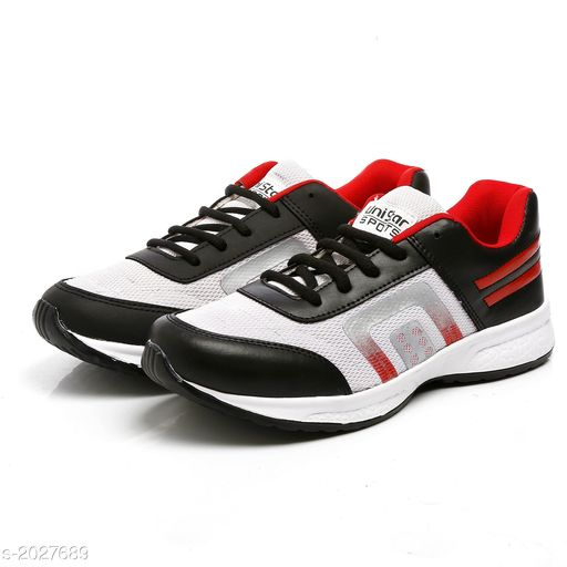 Sports Shoes Stylish Synthetic Leather Men's Sport Shoe  *Material* Outer - Synthetic Leather, Sole - EVA  *IND Size* IND - 6, IND - 7, IND - 8, IND - 9, IND - 10  *Description* It Has 1 Pair Of Men's Sport Shoe  *Sizes Available* IND-6, IND-7, IND-8, IND-9, IND-10 *   Shipping charges: Rs187 (Non-refundable)  Catalog Name: Fashionable Stylish Synthetic Leather Men's Sport Shoes Vol 1 CatalogID_268202 C67-SC1237 Code: 624-2027689-994