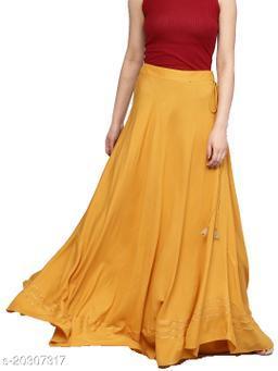 Alisha Ensemble Women Ethnic Skirts