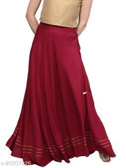 Jivika Attractive Women Ethnic Skirts