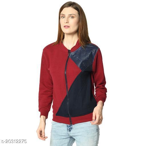 VIMAL JONNEY Full Sleeve Color Block Men Sweatshirt ()