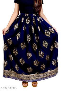Abhisarika Fabulous Women Ethnic Skirts