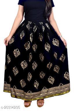 Jivika Superior Women Ethnic Skirts