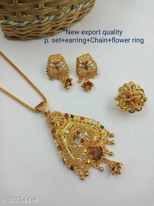 Shimmering Glittering Pendants & Lockets