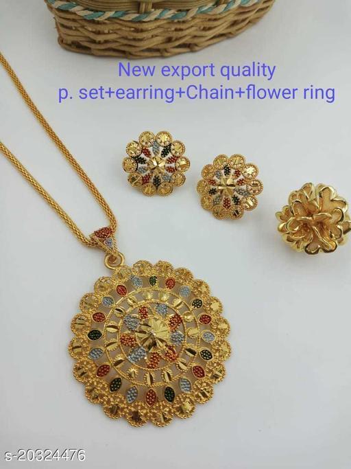 Sizzling Glittering Pendants & Lockets