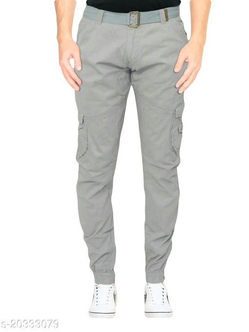 Urban Legends Men's Regular Fit Cargo Pants