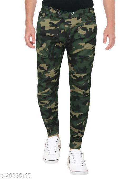 Urban Legends Men's Regular Fit Jogger Pants