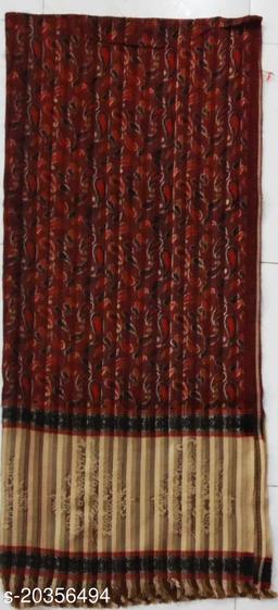Kashmiri shawl for men women (red/maroon) colour