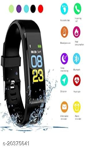 Smart Fitness Band with Activity Tracker