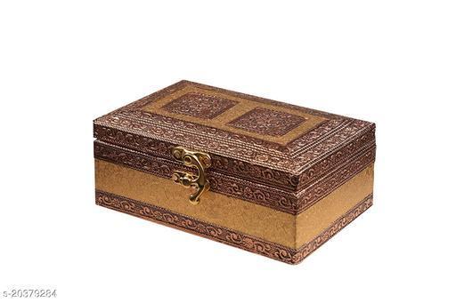 Handicrafted Jewellery Box/ Vanity Box/ Multi Purpose Vanity Box