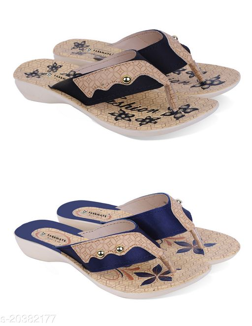 Modern Graceful Women Flipflops & Slippers