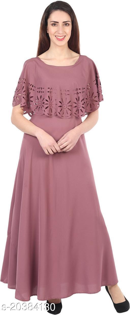 NOBEY  Women Gown LITE WINE Dress
