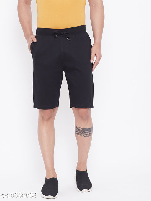 Harbor n Bay's Men Black shorts