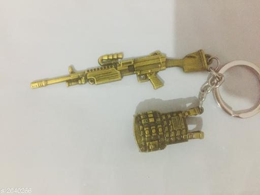 Fancy Metal Key Chain