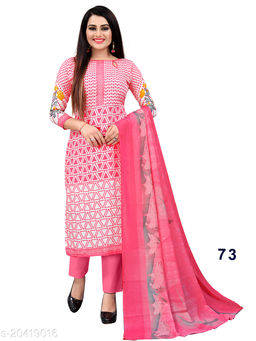 trendy women's cotton suit set Hot Bhagalpuri Banarasi Creative Luxury High Quality Effective Cost Competitive  good quality cotton saree