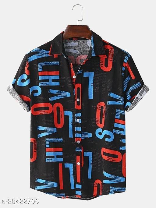 Fancy Fashionista Men Shirts