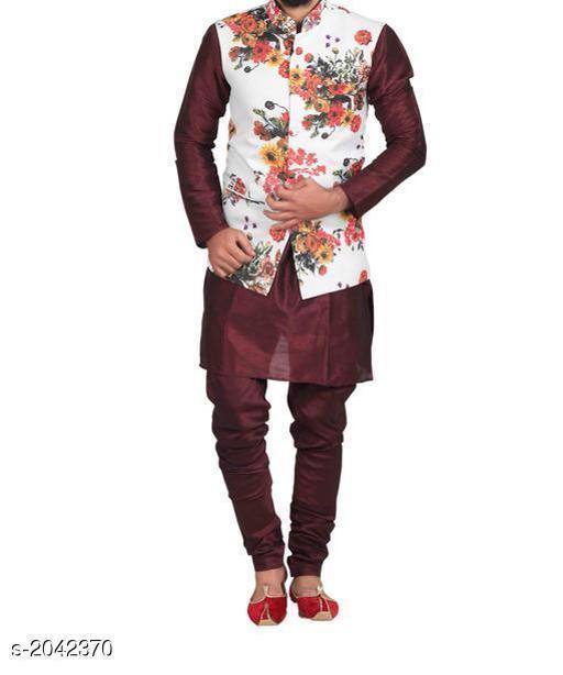 Elegant Trendy Men's Nehru Jacket