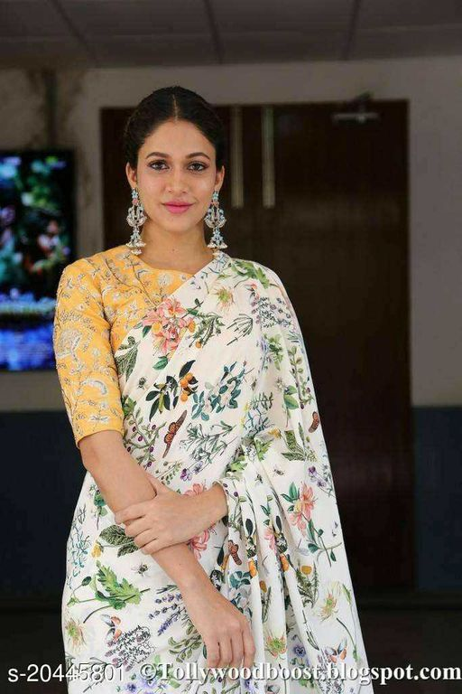 COTTON SAREE WITH BLOUSE