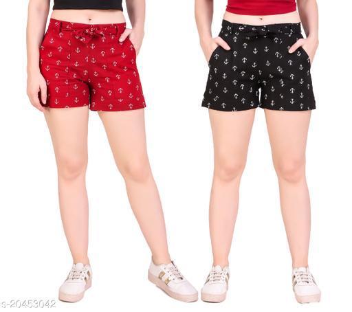 Trendy Fabulous Women Shorts