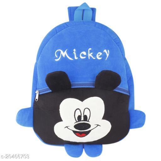 Kids School Mickey Bags