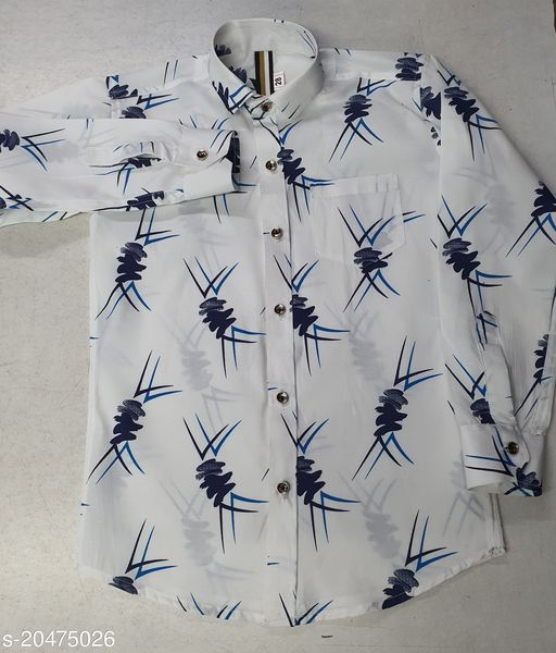 Modern Classy Boys Shirts