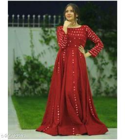 Urbane Latest Women Gowns