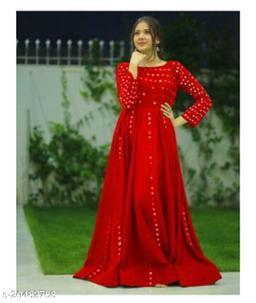 Urbane Feminine Women Gowns
