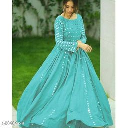 Classy Latest Women Gowns