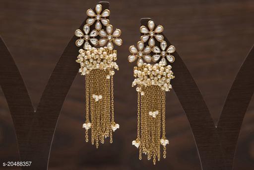 Shimmering Elegant Earrings