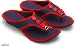 Modern Trendy Women Flipflops & Slippers