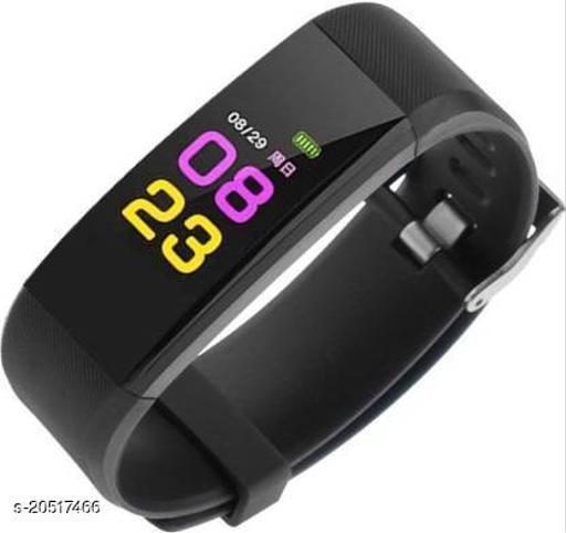 Trendy beautiful smart watch