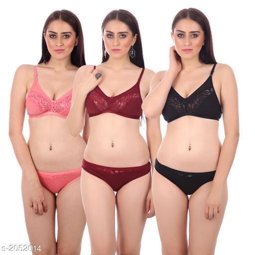 Trendy Women's Lingerie Sets