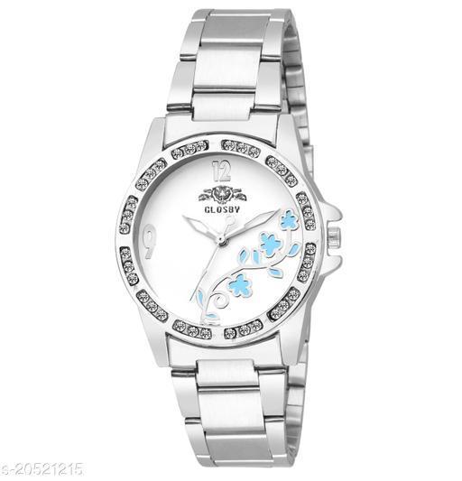 New Diamond Studded Latest Design 212 Model Analog Watch for Women-Girls