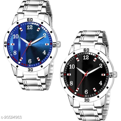 HRV Collection Men's Attractive Looks Analog Watch