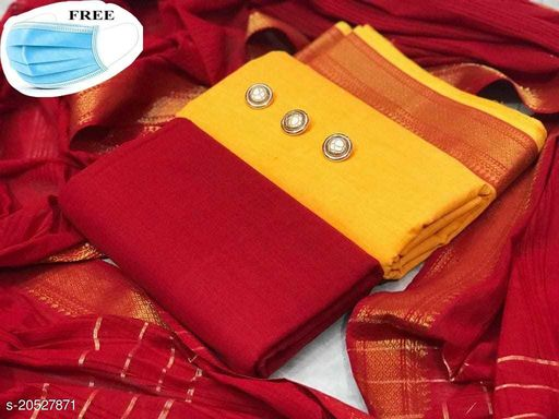 Myra Pretty Salwar Suits & Dress Materials