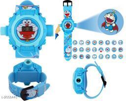 Trendy Rubber Digital Kid's Watch