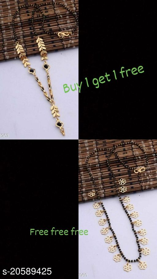 CLASSY PARTYWEAR MANGALSUTRA COMBO OFFRE