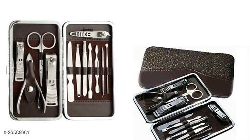 Proffesional Gromming Kit Nail Care