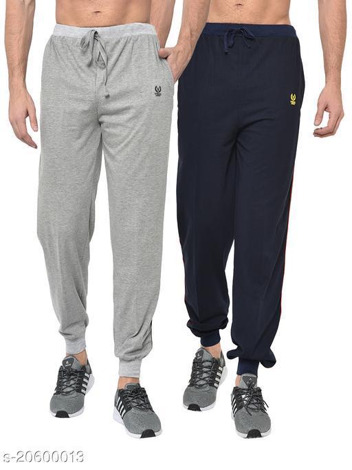 VIMAL JONNEY Solid Men Multicolor Track Pants ()