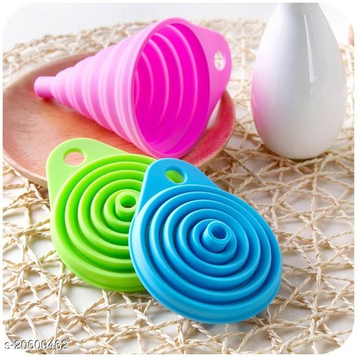 Colorful Funnels