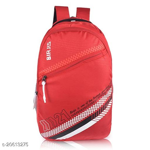 BJS01 Waterproof College Backpack 30 Ltr For Boys and Girls