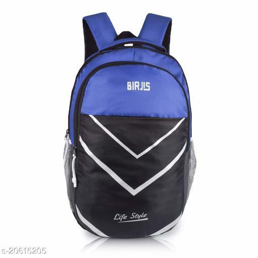 BJS06 Waterproof Laptop Backpack (Blue) 21 L