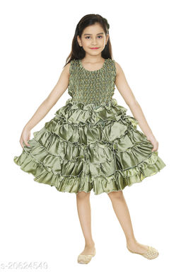 KIDS ETHNIC GOWN