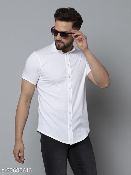 KAY DEE Solid Men's Casual Shirt