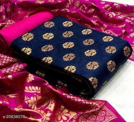 Trendy new Banarasi Silk Suits