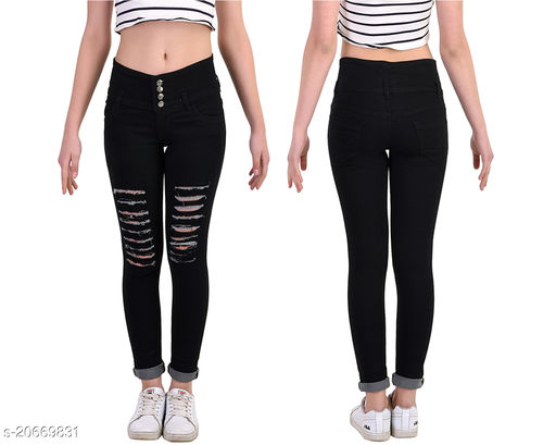 Rock Hudson Present Women & Girls Wear Strechable and Stylish Denim Jeans