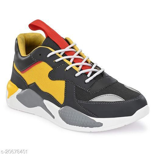 MANSTARK Premium Quality Running, Outdoor, Walking, Party wear sport shoe for mens