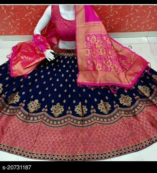 Adrika Fashionable Women Lehenga