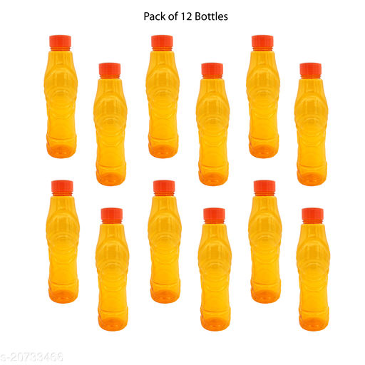 1 Liter Water Bottle Pack of 12