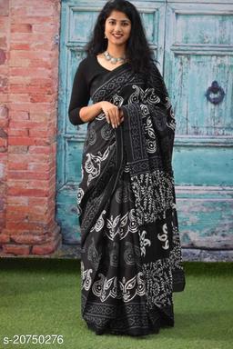 Trendy Mulmul Sarees
