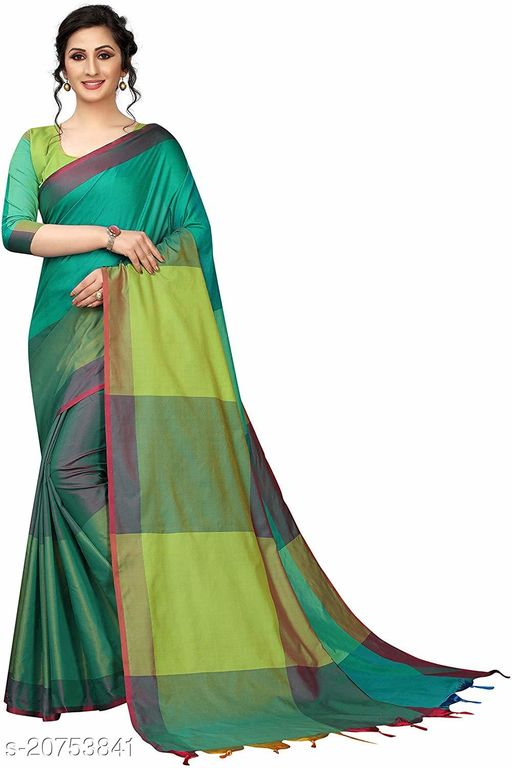 Latest new desinger Soft Silk Saree With Rich Border With All Over  Silk saree